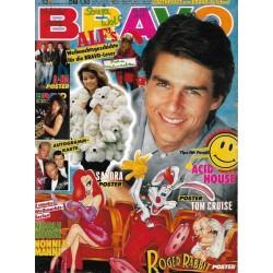 BRAVO Nr.52 / 22 Dezember 1988 - Tom Cruise
