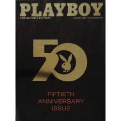 Playboy USA Nr.1 / Januar 2004 - Fiftieth Anniversary Issue 50