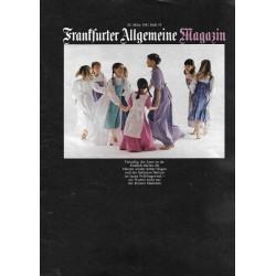 Frankfurter Allgemeine Heft 55 / März 1981 - kleine Mädchen