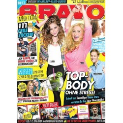 BRAVO Nr.11 / 12 Mai 2015 - Top-Body ohne Stress!