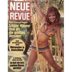 Neue Revue Nr.38 / 17 November 1973 - Neueste Erkenntnisse