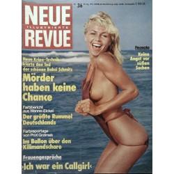 Neue Revue Nr.36 / 30 August 1976 - Frauengespräche