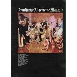 Frankfurter Allgemeine Heft 53 / März 1981 - Otto Dix