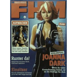 FHM November 2005 - Joanna Dark