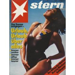 stern Heft Nr.27 / 25 Juni 1987 - Urlaub, Urlaub über alles