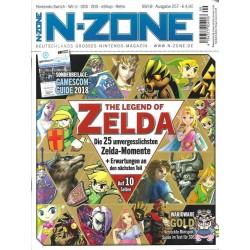 N-Zone 09/2018 - Ausgabe 257 - The Legend of Zelda