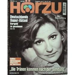 HÖRZU 24 / 17 bis 23 Juni 1995 - Sabine Christiansen