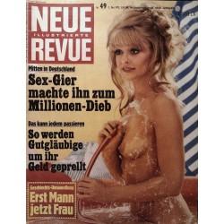 Neue Revue Nr.49 / 2 Dezember 1972 - Sex Gier