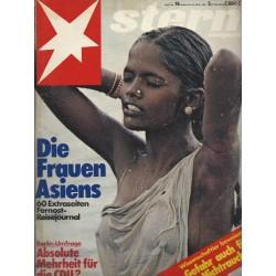 stern Heft Nr.19 / 30 April 1981 - Die Frauen Asiens
