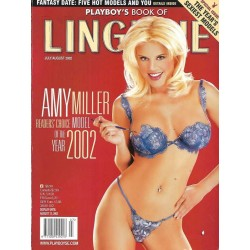 Special Edition Playboy Book of Lingerie 2002 - Amy Miller