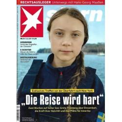 stern Heft Nr.36 / 15 August 2019 - Greta Thunberg