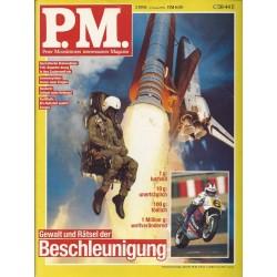 P.M. Ausgabe Februar 2/1992 - Gewalt und Rätsel der Beschleunigung
