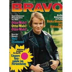 BRAVO Nr.6 / 2 Februar 1972 - Fritz Wepper