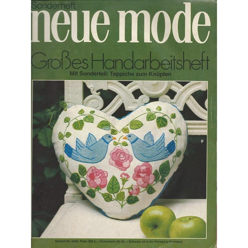 Neue Mode Sonderheft von 1979