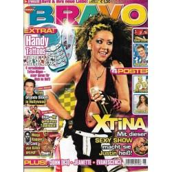 BRAVO Nr.26 / 18 Juni 2003 - Xtina sexy Show