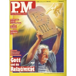 P.M. Ausgabe Januar 1/1992 - Gott und die Relativität