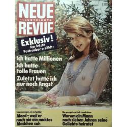 Neue Revue Nr.7 / 11 Februar 1974 - Agostina Belli