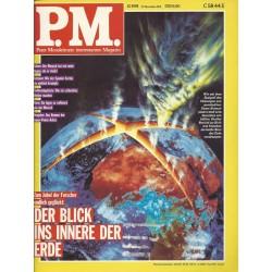 P.M. Ausgabe Dezember 12/1991 - Der Blick ins innere der Erde