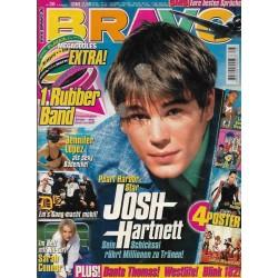 BRAVO Nr.28 / 4 Juli 2001 - Josh Hartnett