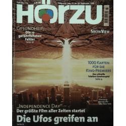HÖRZU 37 / 14 bis 20 September 1996 - Independence Day