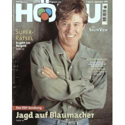HÖRZU 36 / 7 bis 13 September 1996 - Robert Redford