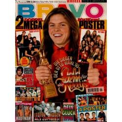 BRAVO Nr.1 / 28 Dezember 1995 - Gold für die Kellys