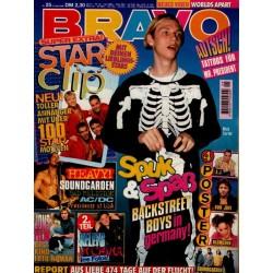 BRAVO Nr.25 / 13 Juni 1996 - Spuk & Spaß