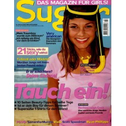 Sugar Nr.0107 Juli / 2001 - Tauch ein!