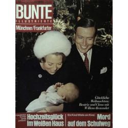 Bunte Illustrierte Nr.53 / 27 Dezember 1967 - Beatrix & Claus