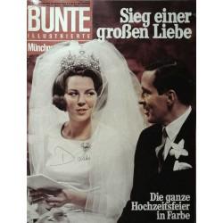 Bunte Illustrierte Nr.13 / 23 März 1966 - Kronprinzessin