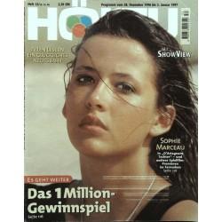 HÖRZU 52 / 28 Dez. 1996 bis 3 Jan. 1997 - Sophie Marceau
