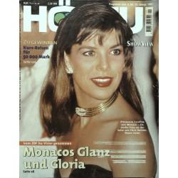 HÖRZU 1 / 4 bis 10 Januar 1997 - Prinzessin Caroline von Monaco