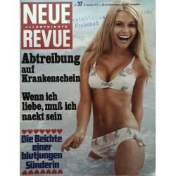 Neue Revue Nr.37 / 13 September 1970 - Die Beichte