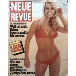 Neue Revue Nr.2 / 11 Januar 1970 - Geschlechtsumwandlung