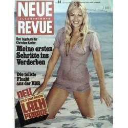 Neue Revue Nr.44 / 2 November 1969 - Das Tagebuch der...