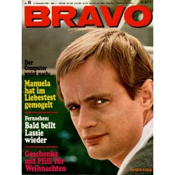 BRAVO Nr.51 / 11 Dezember 1967 - David McCallum
