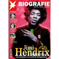 stern Biografie Nr.3 / 2005 - Jimi Hemdrix