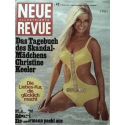 Neue Revue Nr.42 / 19 Oktober 1969 - Die Liebes-Kur
