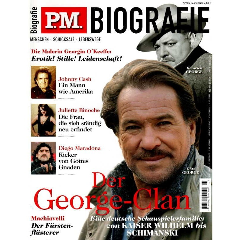 P.M. Biografie Nr.3 / 2012 - Der George-Clan