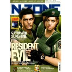 N-Zone 9/2002 - Ausgabe 64 - Resident Evil