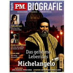 P.M. Biografie Nr.4 / 2009 - Michelangelo