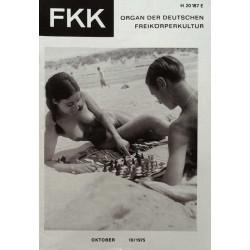 FKK Nr.10 / Oktober 1975 - Das Schachspiel