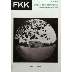 FKK Nr.5 / Mai 1975 - Kaiser Friedrich Halle