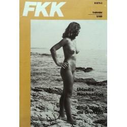 FKK Nr.9 / September 1981 - Urlaub in Monsena