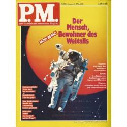 P.M. Ausgabe September 9/1991 - Der Mensch, Bewohner des Weltalls