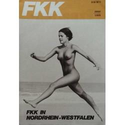 FKK Nr.1 / Januar 1979 - FKK in Nordrhein-Westfalen
