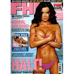 FHM Oktober 2004 - Brooke Burke
