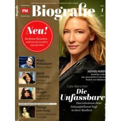 P.M. Biografie Nr.1 / 2015 - Cate Blanchett