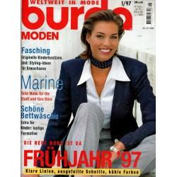 burda Moden 1/Januar 1997 - Marine