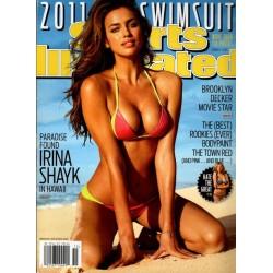 US-Sports Illustrated Winter Swimsuits 2011 - Irina Shayk